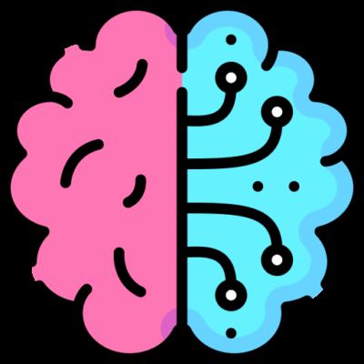 ¿Qué hemisferio usa la Inteligencia Artificial?